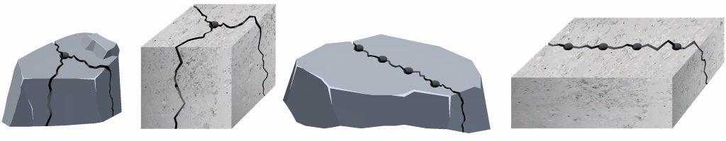 Como perforar piedras